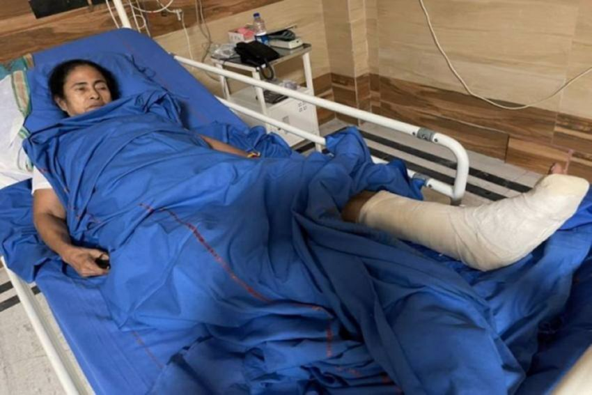 Mamata Banerjee Injury: EC Has Ruled Out Attack Angle, Say Sources