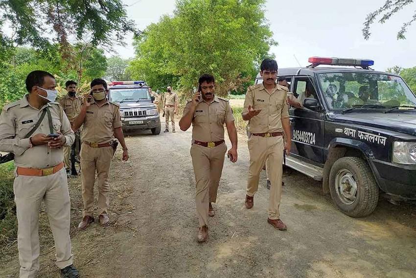 National Shame! Village Makes Minor Girls Parade Naked To
