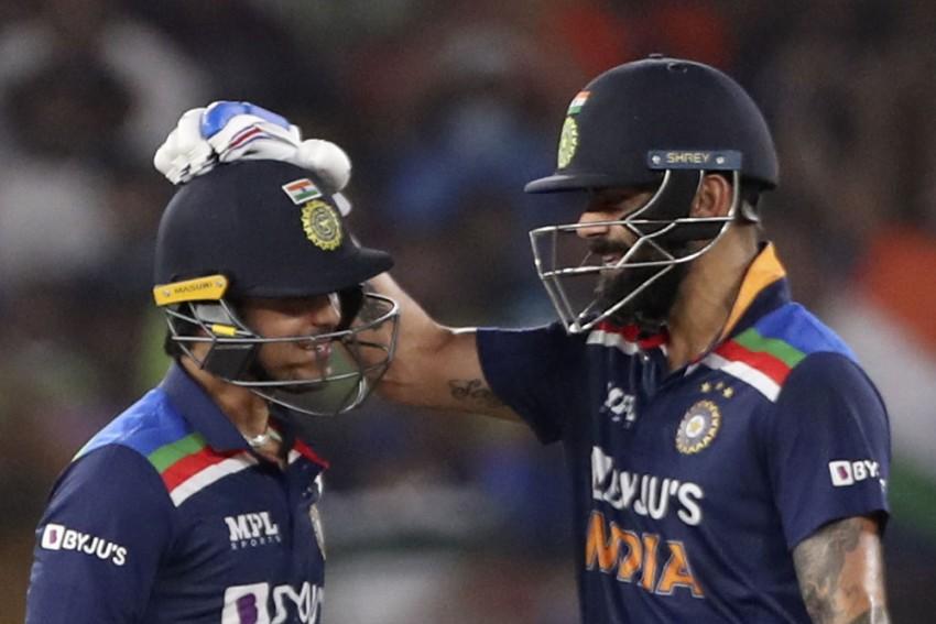IND Vs ENG, 2nd T20I: Virat Kohli Anchors Chase After Ishan Kishan Fireworks - Highlights