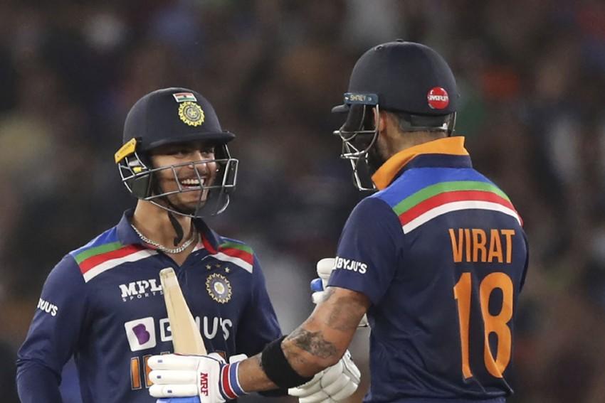 IND Vs ENG, 2nd T20I: Virat Kohli, Debutant Ishan Kishan Power India To Series-levelling Win Over England