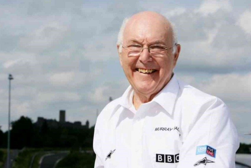 Formula One Commentator Murray Walker Dies At 97