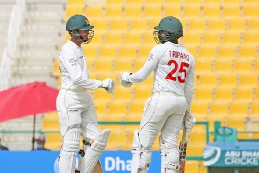 AFG Vs ZIM, 2nd Test: Afghanistan Beat Zimbabwe By Six Wickets, Level Series 1-1 - Highlights