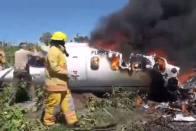 Kazakhstan: Plane Crash Leaves Four Dead, Two Injured