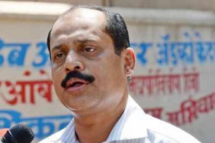 Antilia Scare: Mumbai Cop Sachin Waze Remanded To NIA Custody Till March 25