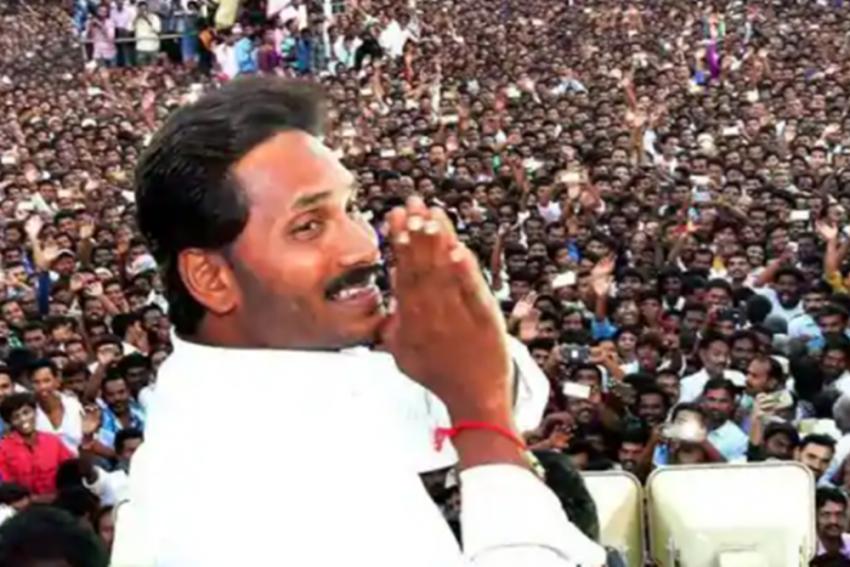 YSR's Juggernaut Sweeps Andhra Municipal Polls, TDP Routed
