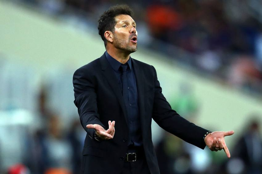 Atletico Madrid Fighting Against 'Two Monsters' For La Liga Title – Diego Simeone
