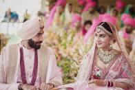 Jasprit Bumrah Weds Cricket Anchor Sanjana Ganeshan In Private Ceremony