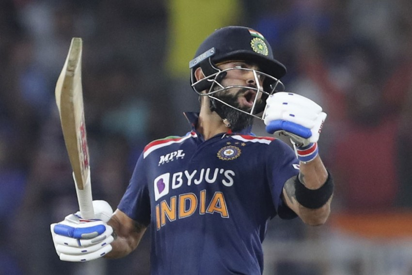 IND Vs ENG, 2nd T20I: How A 'Special Chat' With AB De Villiers Helped Virat Kohli Get Back To His Best
