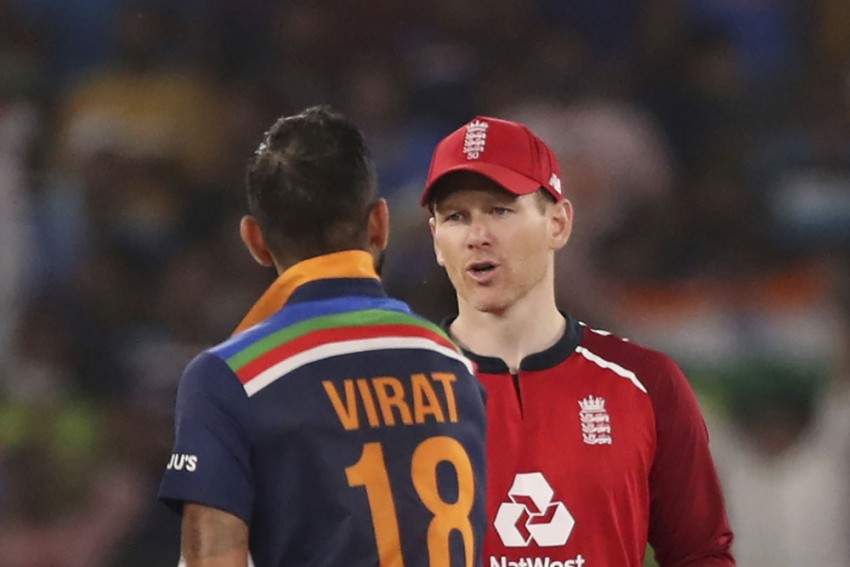 IND Vs ENG, 2nd T20I: India Exposed England's Weakness, Admits Captain Eoin Morgan