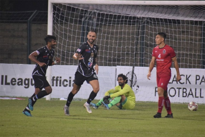 I-League: Mohammedan Sporting Put Four Past Churchill Brothers