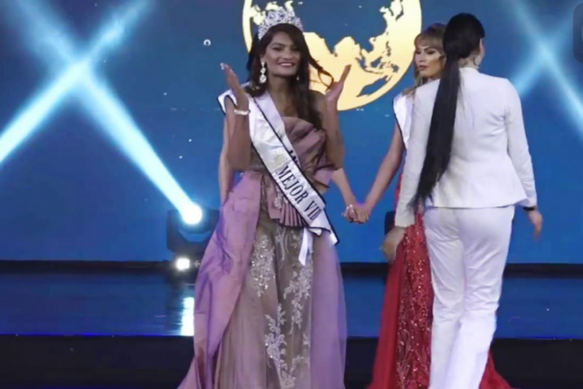 Meet Archie Singh, The First Indian To Become Second Runner-Up At Miss International Trans