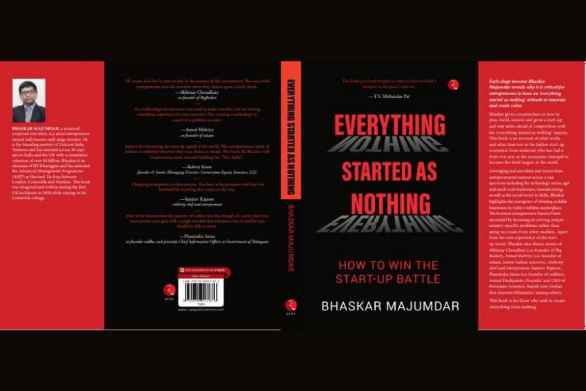 Book Excerpt: 'Everything Started As Nothing' By Bhaskar Majumdar