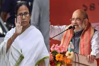 Amit Shah, Mamata Cross Swords Over Bengal CM's Injured Leg