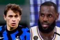 Inter's Nicolo Barella Inspired By LA Lakers Superstar LeBron James