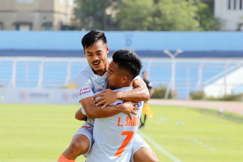 I-League: Gritty Indian Arrows Beat Aizawl FC 2-1