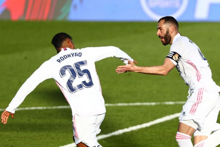 Real Madrid 'Hacker' Causes Alarm In Spain With Rodrygo Injury Claim