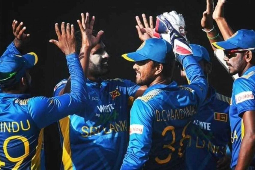 Sri Lanka Fined For Slow Over-rate In Third ODI Against West Indies