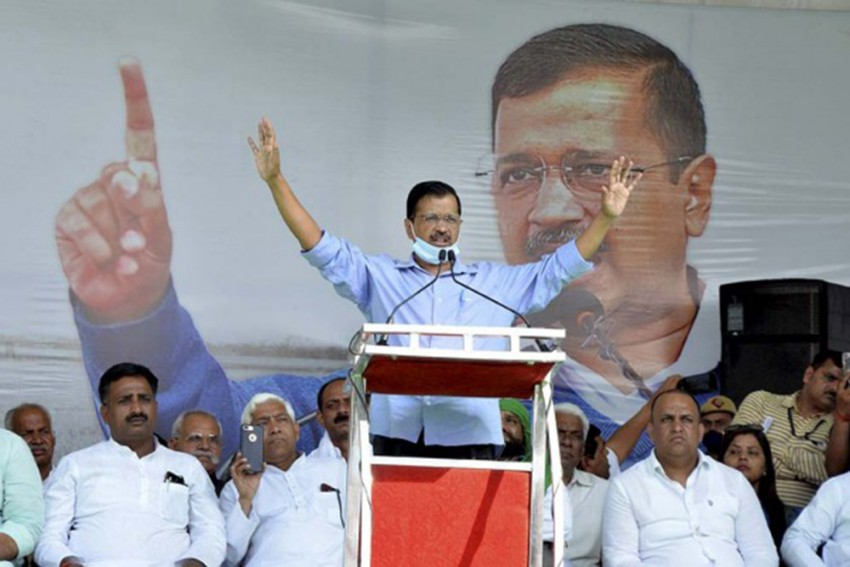 Is Arvind Kejriwal Getting Future Ready With His Desh-Bhakti Budget?