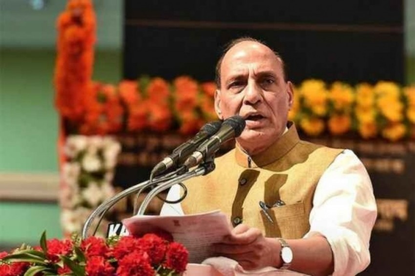 Khela Of Peace, Development Shall Be Played In Bengal After BJP Wins: Rajnath Singh