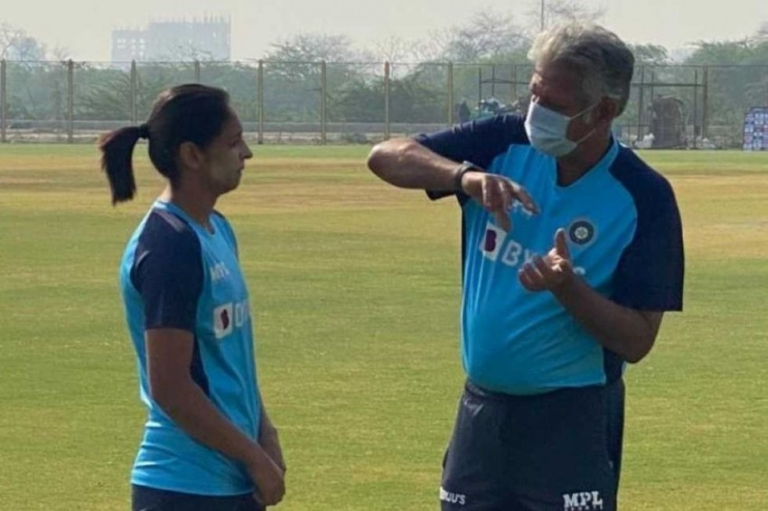 'Players Lacked Game Time', Says Coach WV Raman After 1-4 Defeat To South Africa Women