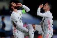 Real Madrid 3-1 Atalanta (4-1 agg): Karim Benzema, Sergio Ramos And Marco Asensio Secure Progress
