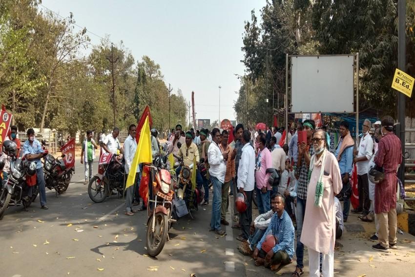 New Farm Laws Will Destroy Livelihood Of Odisha Farmers