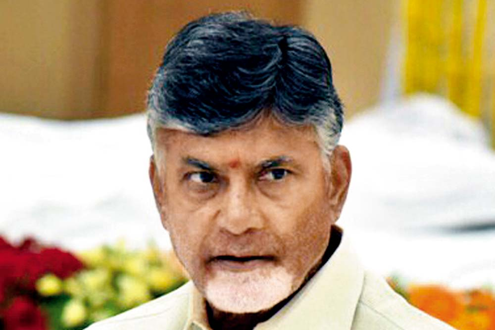 Fall Of Andhra's 'Apara Chanakya'