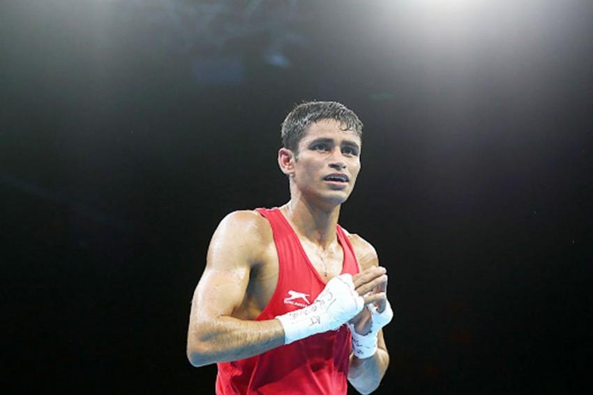 Gaurav Solanki Enters Quarterfinals Of Bosphorus Boxing Tournament