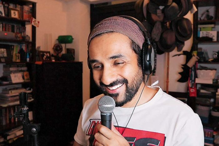 Vir Das Joins Judd Apatow's Mega Directorial Project, 'The Bubble'