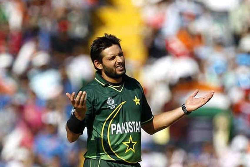 Shahid Afridi Blames Pakistan Cricket Board For PSL 6's Postponement