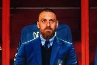 Legendary Daniele De Rossi Joins Italy Coaching Staff