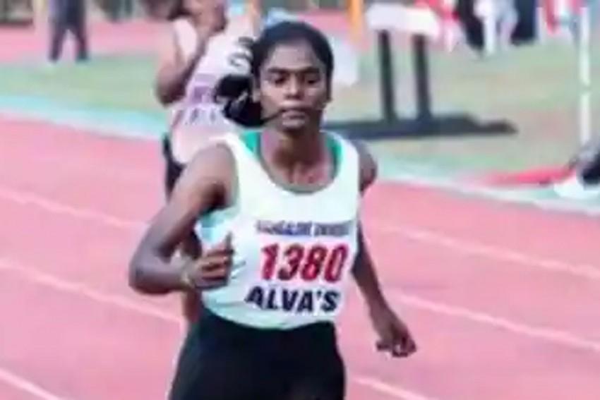 Dhanalakshmi Beats Hima Das In 200m Semifinals, Breaks PT Usha's Federation Cup Meet Record