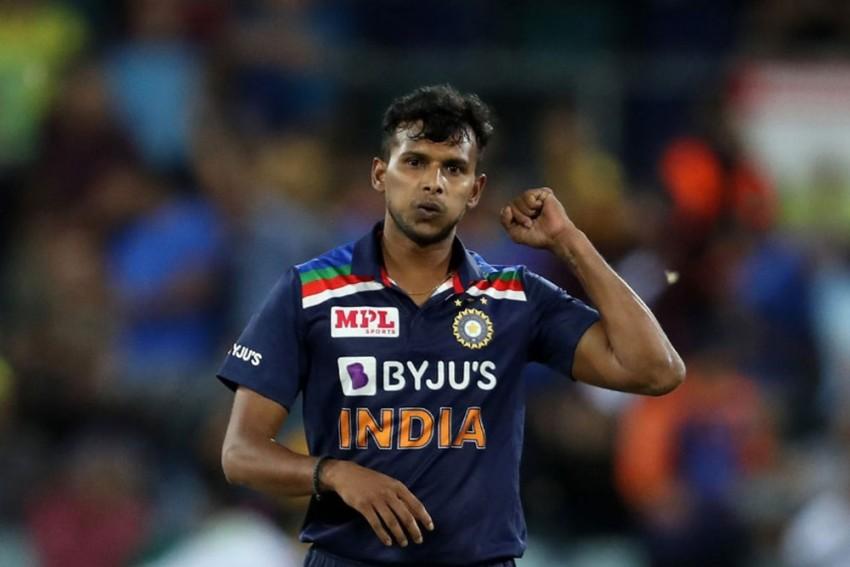 IND Vs ENG: Thangarasu Natarajan Passes Fitness Test, Back In India Dugout