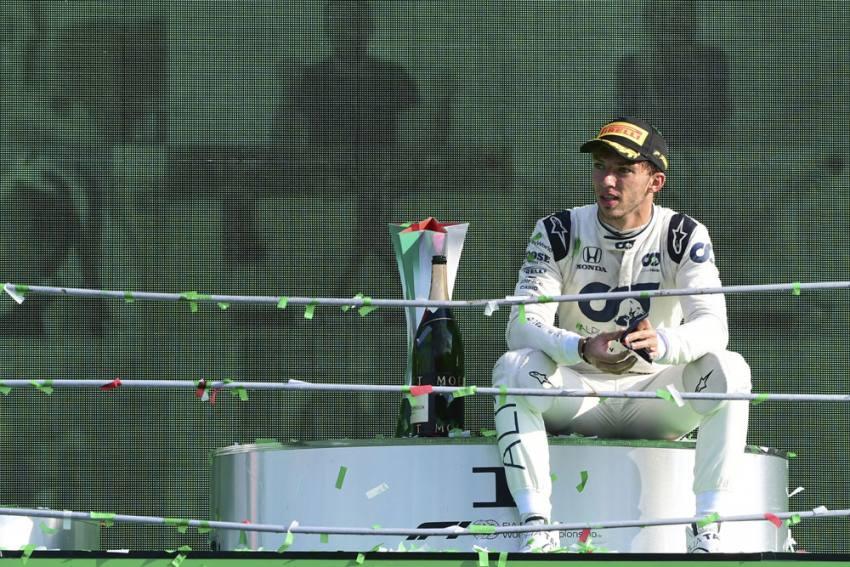 Pierre Gasly Tips Ferrari As Team To Watch In 2021 Formula One Season