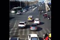 Toddler Falls Out Of Moving Car In Horrific Incident, Watch Video Here