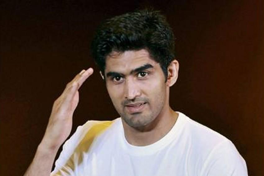Vijender Singh Aims To Extend Unbeaten Run, Gears Up For 'Battle On Ship'