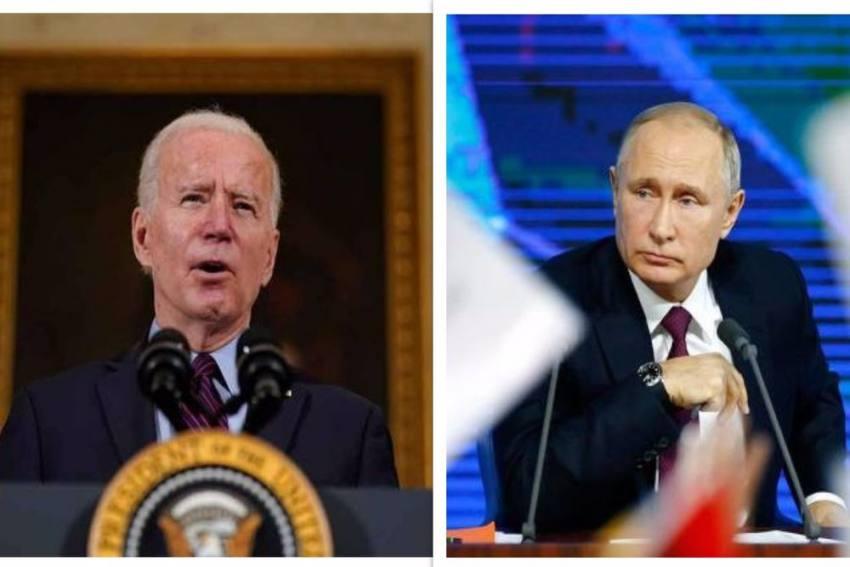 Joe Biden Calls Vladimir Putin 'Killer', Russia Recalls Envoy For Consultations