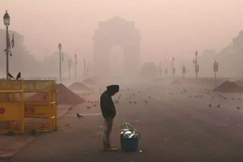For Third Year In A Row, Delhi Remains The Most Polluted Capital City In The World