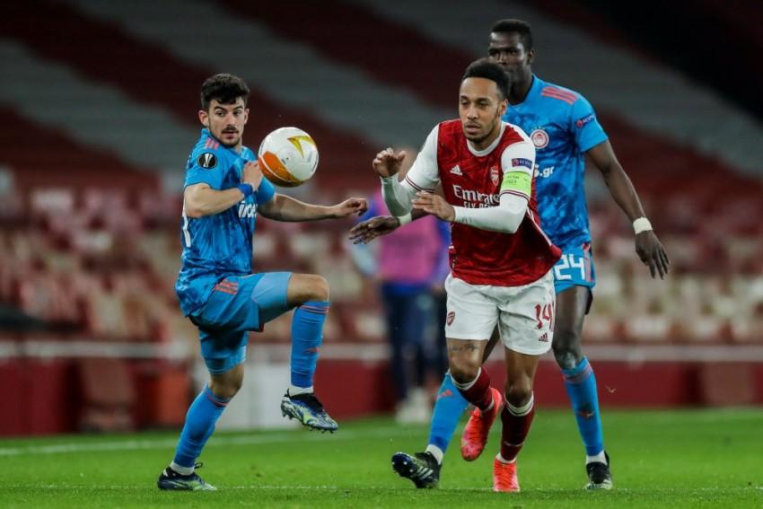 Arsenal 0-1 Olympiacos (3-2 Agg): El-Arabi Goal Not Enough As Gunners Progress In Europa League