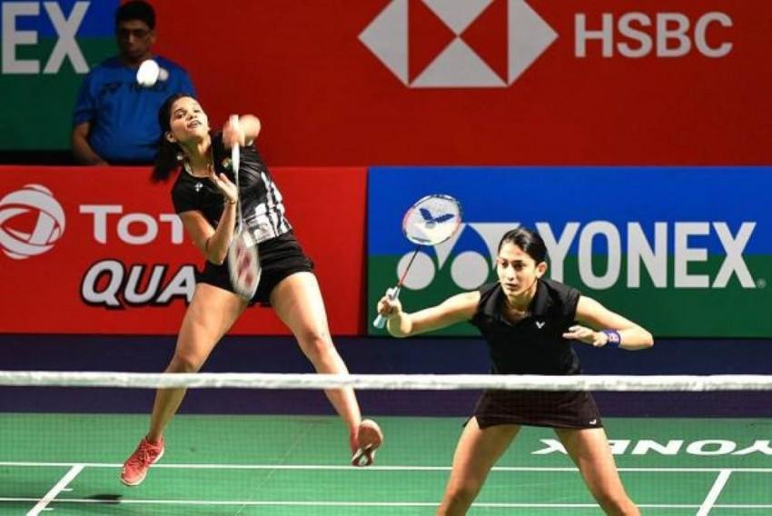 All England Badminton: Ashwini Ponnappa - N Sikki ReddyPair Enters Quarters; Sameer, Satwik-Chirag Lose