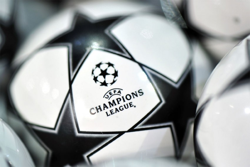 Champions League Quarter-finals - Focus In Full Draw