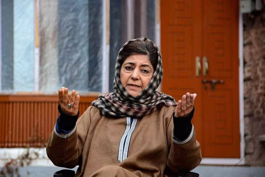 Money Laundering Case: Delhi HC Refuses To Stay Summons Issued To Mehbooba Mufti