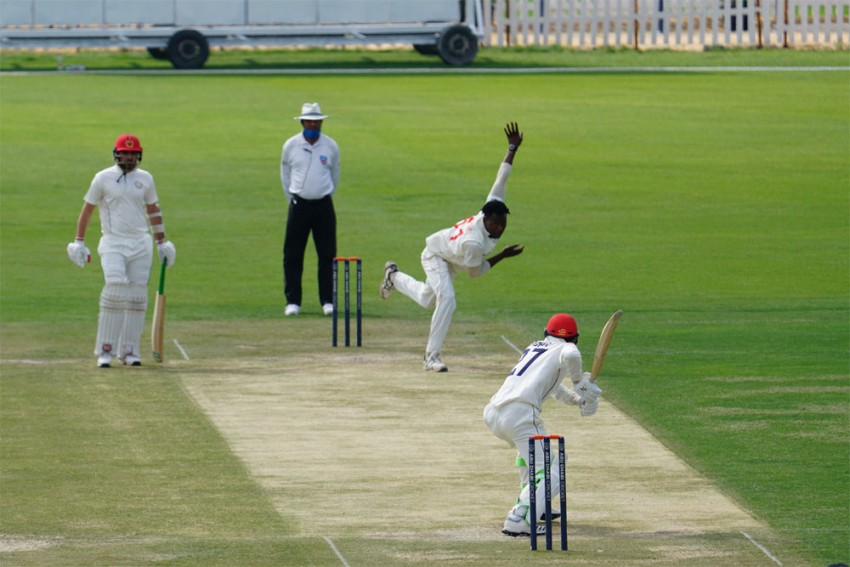 1st Test, Day 1: Zimbabwe Lead By 2 Runs After Dismissing Afghanistan For 131 - Highlights