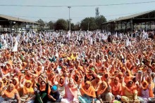 Farmers' Protests: Unions To Campaign Against BJP In Poll-Bound States