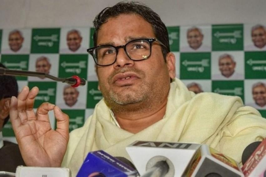Prashant Kishor Has Left Didi To Join Amarinder: BJP