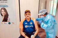 Ravi Shastri Gets First Dose Of COVID-19 Vaccine, Thanks Scientists For Empowering India