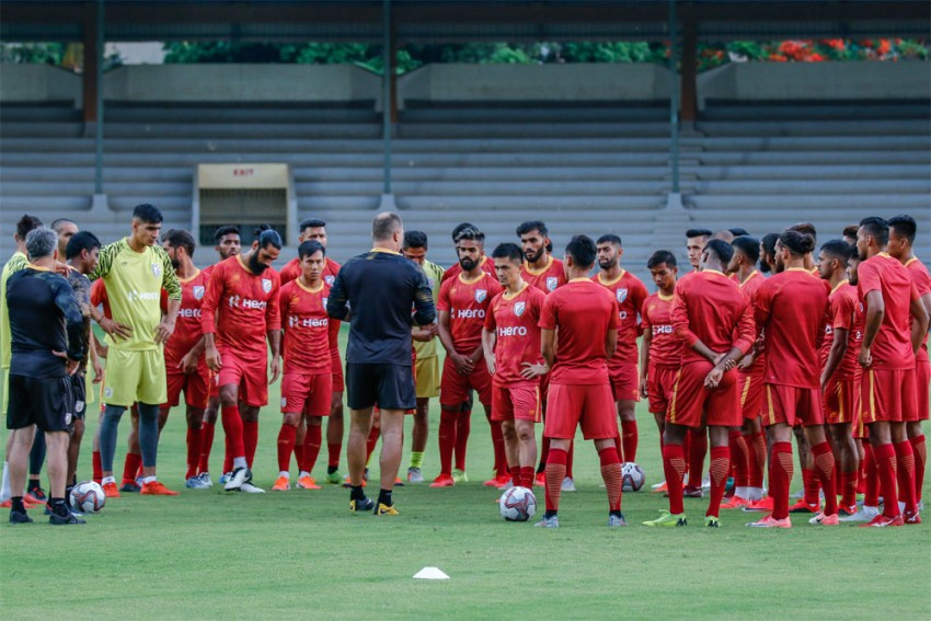 India Football Coach Igor Stimac Names 35 Probables For Matches Against Oman, UAE