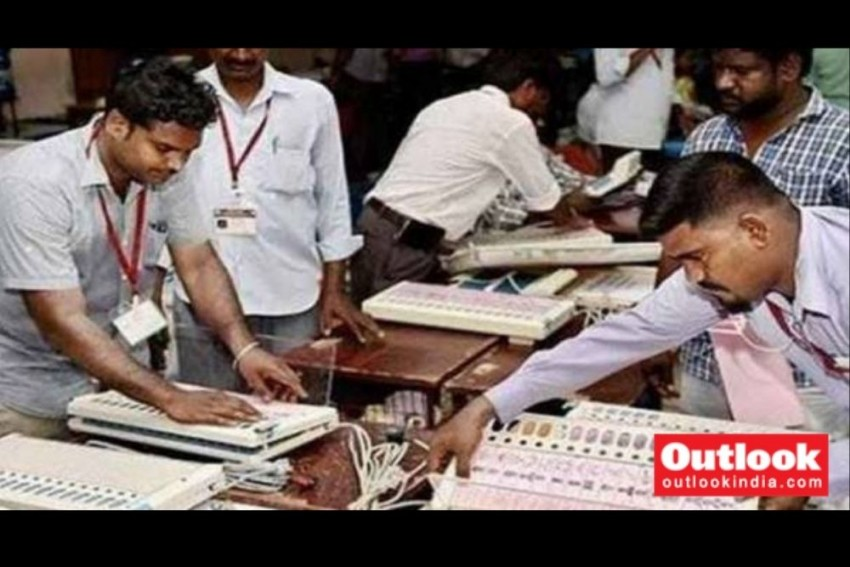 Counting For Gujarat Polls Began; BJP Takes Strong Early Lead