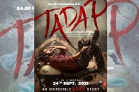Tadap Marks Bollywood Debut Of Suniel Shetty's Son Ahan Shetty With Tara Sutaria