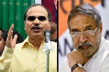 Anand Sharma's Remarks Serve The Polarising Agenda Of BJP: Adhir As Chism In Cong Widens
